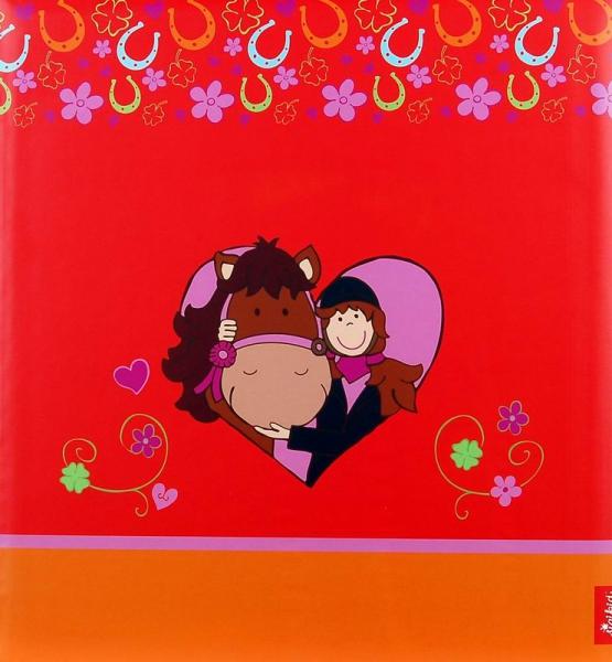 Album klasické dětské 60 stran GoldBuch - Pony Sue