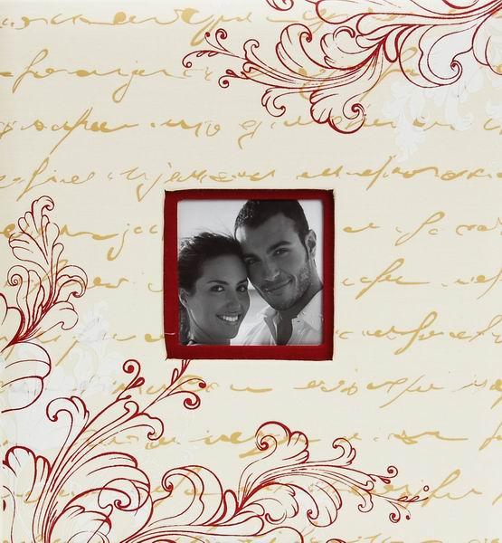 Album pro 200 fotek 10x15 Wedding K2070