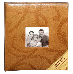 Klasické fotoalbum 60 stran Rene světlé