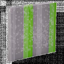 Klasické fotoalbum 60 stran Curle zelené