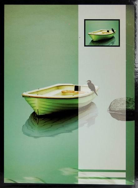 SAMOLEPÍCÍ album 40 stran - Boat 3