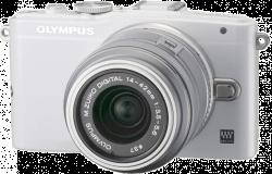 OLYMPUS E-PL6 + 14-42 II silver