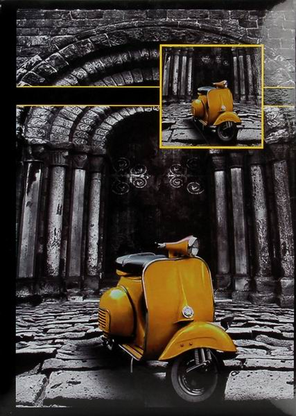 Fotoalbum 10x15 pro 300 fotografií Selective moto