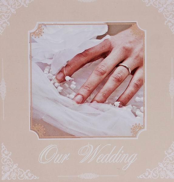 Album pro 200 fotek 10x15 Wedding 2