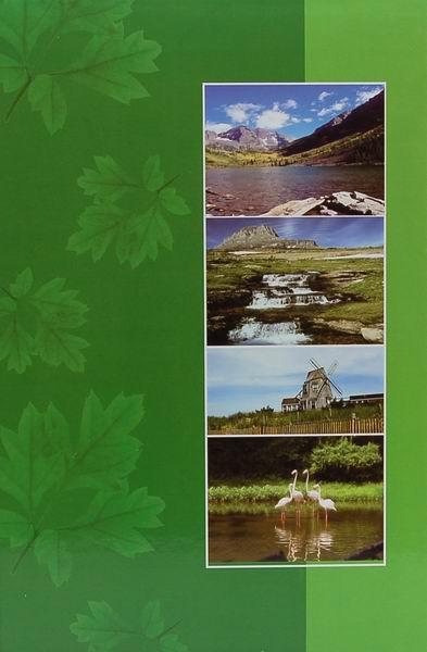 Fotoalbum 10x15 pro 300 fotografií Wayfering zelené