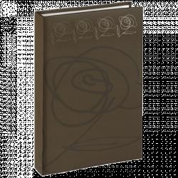 Fotoalbum 10x15 pro 200 fotek Wild Rose hnědý