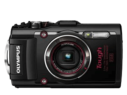 Olympus TOUGH TG-4 Stylus black + karta 16GB