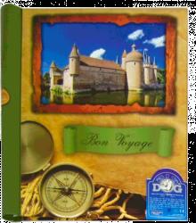 SAMOLEPÍCÍ album 40 stran - Bon Voyage 1