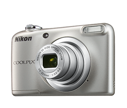 Nikon Coolpix A10 silver digitální fotoaparát