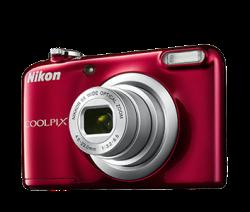 Nikon Coolpix A10 red digitální fotoaparát