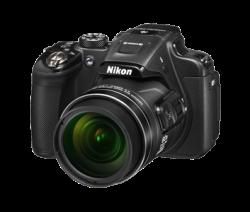 Nikon Coolpix P610 black digitální fotoaparát