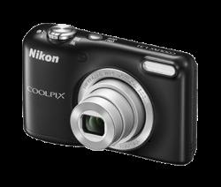 Nikon Coolpix L31 black digitální fotoaparát