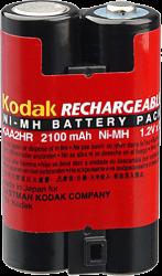 Kodak KAA2HR Ni-MH 2pack 2100mAh
