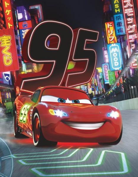 SAMOLEPÍCÍ album 40 stran - Disney car 95