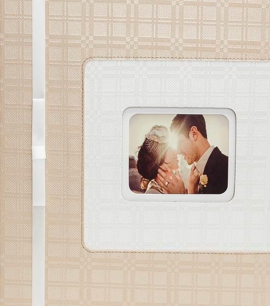 Svatební fotoalbum 60 stran Beauty světlé