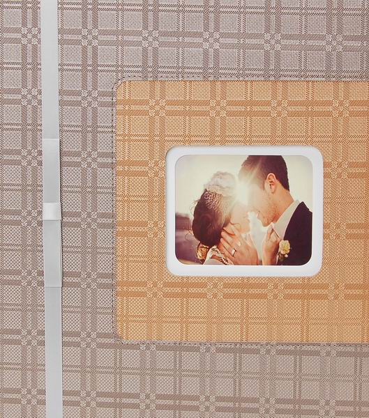 Svatební fotoalbum 60 stran Beauty tmavé