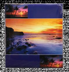 SAMOLEPÍCÍ album 100 stran -DRS50 Beach modré