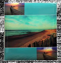 SAMOLEPÍCÍ album 100 stran -DRS50 Beach tyrkys