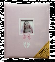 Album dětské 60 stran POLO růžové