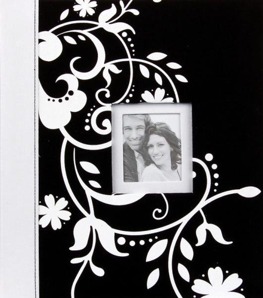Svatební fotoalbum 100 stran DECORATIVE