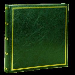 Klasické fotoalbum 100 stran zelené