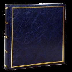 Klasické fotoalbum 100 stran modré