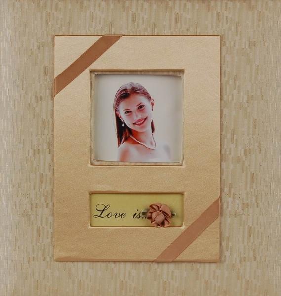 Album pro 200 fotek 10x15 aryca zlatý