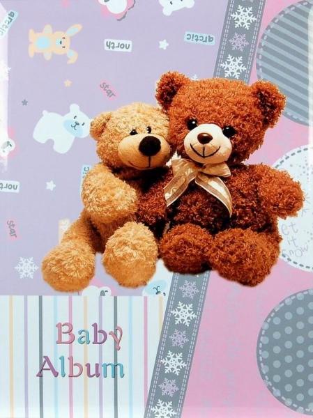 SAMOLEPÍCÍ album 40 stran - Bears 1 girl