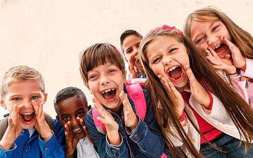 Školské fotografie a letné tábory