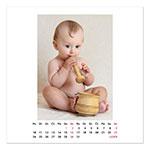 Fotokalendár 15x15cm
