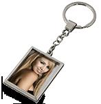 Prívesky na kľúče s fotografiou