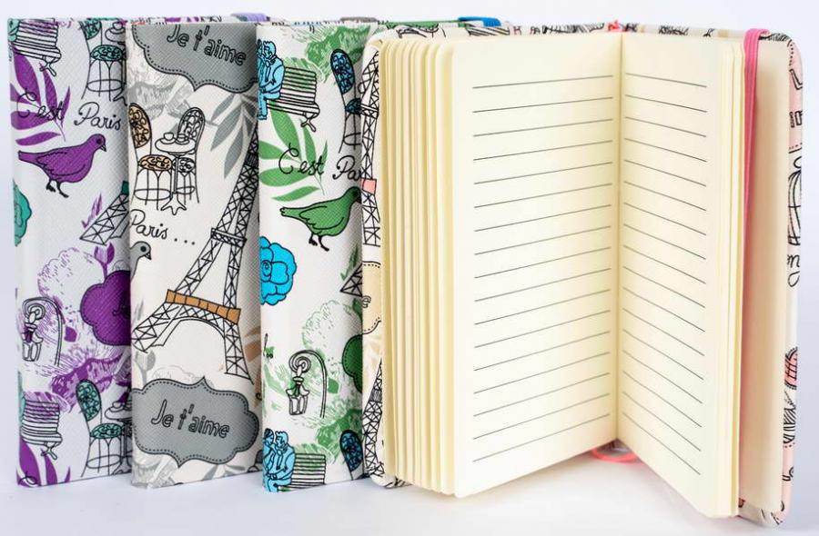 Zápisníky a diáre