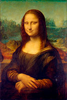 Mona Lisa náhled