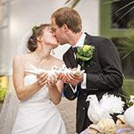 fotografie do svatebního fotoalba