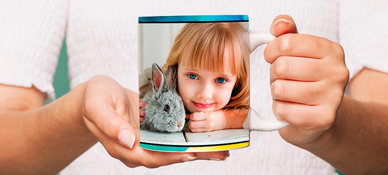 hrneček s fotografií
