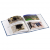 Fotoalbum 10x15 pre 200 fotiek Orient Star modré