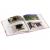 Fotoalbum 10x15 pre 200 fotiek Pink RETRO