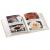 Fotoalbum 10x15 pre 200 fotiek Wild Rose béžový