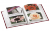 Fotoalbum 10x15 pre 200 fotiek Wild Rose červený