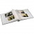 Klasické fotoalbum 100 strán Birmingham 30x30 modrý
