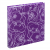 Klasické fotoalbum 100 strán DECORI fialový