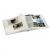 Klasické fotoalbum 100 strán Lily Tree biele