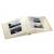 Klasické fotoalbum 60 strán Sea Shells béžové